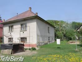 RD Obišovce, 6izbový, 535 m2,zastavaná plocha 118 m2 , Reality, Domy    Tetaberta.sk - bazár, inzercia zadarmo