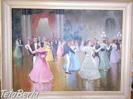Zaramovana olejomaľba  , Hobby, voľný čas, Umenie a zbierky  | Tetaberta.sk - bazár, inzercia zadarmo