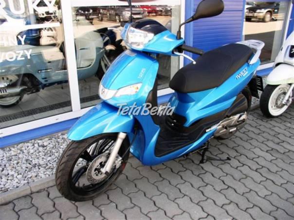 Tweet 125 - modrá, foto 1 Auto-moto   Tetaberta.sk - bazár, inzercia zadarmo