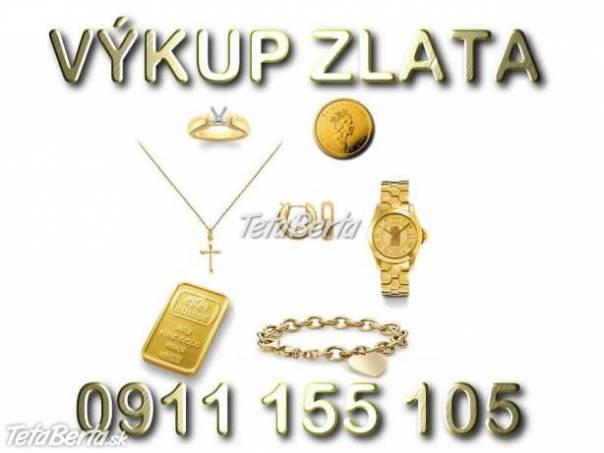 4585273e4 Výkup zlata, striebra - Košice, Bratislava, foto 1 Móda, krása a zdravie
