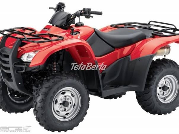 Honda  TRX, foto 1 Auto-moto | Tetaberta.sk - bazár, inzercia zadarmo