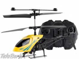 RC vrtuľník s LED svetlom na DO ! , Pre deti, Hračky    Tetaberta.sk - bazár, inzercia zadarmo