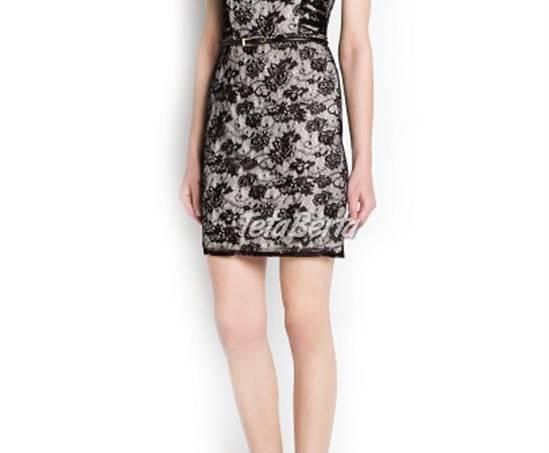 fb76563e42ac Elegantné čipkované šaty