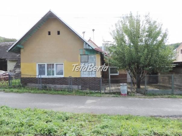 RE01021181 Rekreačný objekt / Chalupa (Predaj), foto 1 Reality, Chaty, chalupy | Tetaberta.sk - bazár, inzercia zadarmo