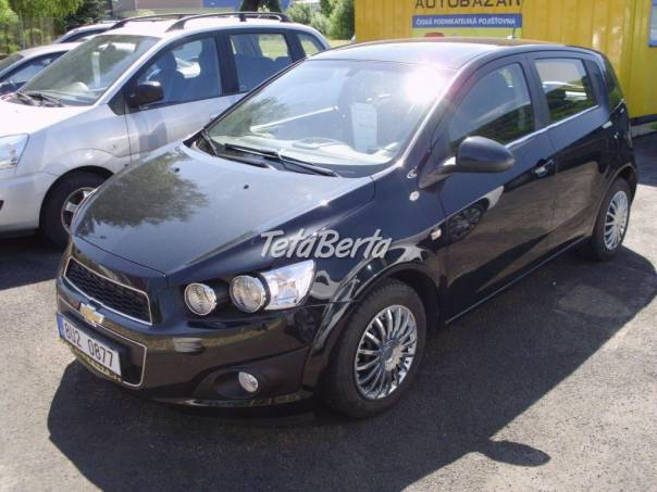 Chevrolet Aveo 1,3 VCDi, foto 1 Auto-moto, Automobily | Tetaberta.sk - bazár, inzercia zadarmo