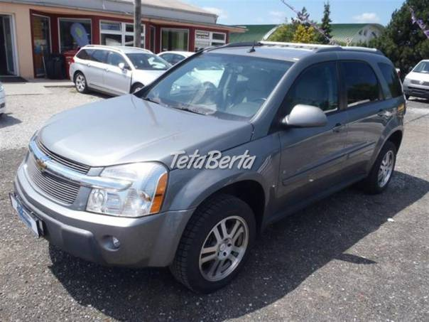 Chevrolet Equinox LT 3.4L, 4x4, AUTOMAT, foto 1 Auto-moto, Automobily | Tetaberta.sk - bazár, inzercia zadarmo
