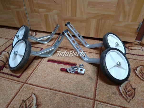 Predám pomocné kolieska pre deti pri bicyklovaní., foto 1 Hobby, voľný čas, Šport a cestovanie | Tetaberta.sk - bazár, inzercia zadarmo