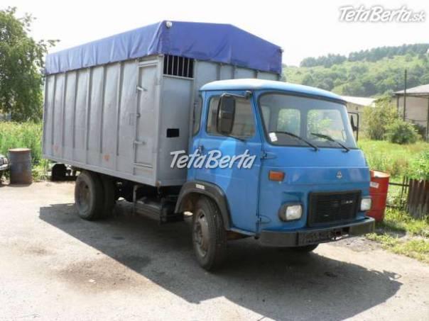AVIA na prepravu zvierat, foto 1 Auto-moto, Dodávky a nákladné autá |