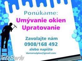 Ponuka upratovania , Obchod a služby, Ostatné  | Tetaberta.sk - bazár, inzercia zadarmo