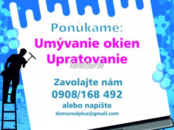 Ponuka upratovania, foto 1 Obchod a služby, Ostatné | Tetaberta.sk - bazár, inzercia zadarmo