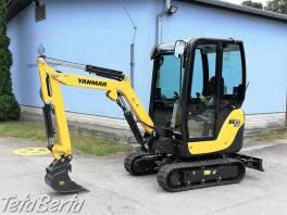 Minibager rypadlo Yanmar SV18 so zárukou ( možný predaj na splátky bez preplatenia ) , Poľnohospodárske a stavebné stroje, Stavebné stroje  | Tetaberta.sk - bazár, inzercia zadarmo