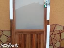 Nové, nepoužité, veľmi pekné interiérové dvere , Dom a záhrada, Okná, dvere a schody  | Tetaberta.sk - bazár, inzercia zadarmo