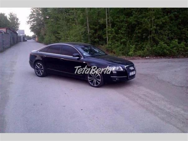 Audi A6 2.0 TDI, NAVI, DIGIKLIMA, foto 1 Auto-moto, Automobily | Tetaberta.sk - bazár, inzercia zadarmo