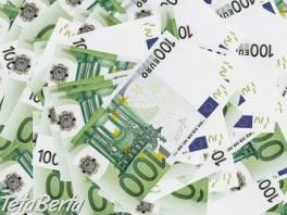 Ponuka pôžičiek medzi jednotlivcami , Obchod a služby, Financie  | Tetaberta.sk - bazár, inzercia zadarmo
