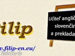 Angličtina a slovenčina , Obchod a služby, Kurzy a školenia  | Tetaberta.sk - bazár, inzercia zadarmo