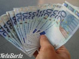 Potrebujete financovanie , Práca, Brigáda  | Tetaberta.sk - bazár, inzercia zadarmo
