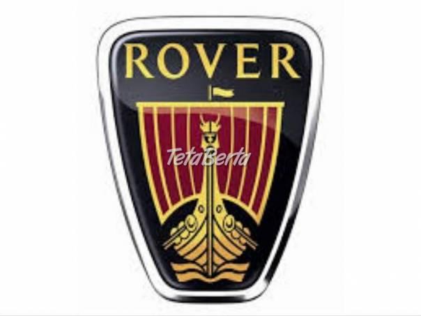 Rover 600 620  EKO ZAPLACENO, foto 1 Auto-moto, Automobily | Tetaberta.sk - bazár, inzercia zadarmo