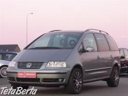 Volkswagen Sharan 1.9 TDi *AUTOKLIMA*7MÍST*96kW* , Auto-moto, Automobily  | Tetaberta.sk - bazár, inzercia zadarmo