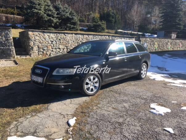 Predám Audi A6 2,7 TDI Avant, foto 1 Auto-moto, Automobily | Tetaberta.sk - bazár, inzercia zadarmo