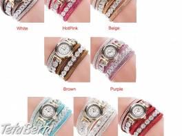 Dámske hodinky 070 - cena je za 1 kus , Móda, krása a zdravie, Doplnky a príslušenstvo  | Tetaberta.sk - bazár, inzercia zadarmo