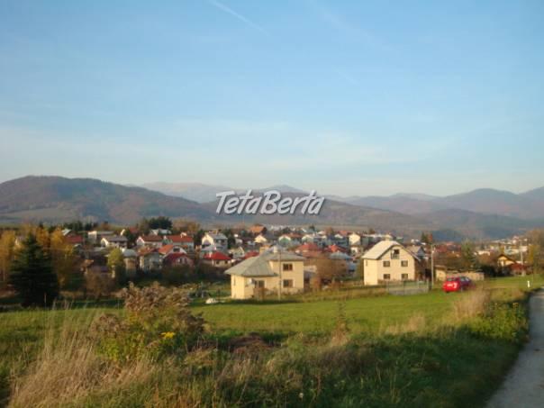 Slnečný pozemok na stavbu menšieho RD v Brezne na Starom Mazorníku, foto 1 Reality, Pozemky | Tetaberta.sk - bazár, inzercia zadarmo