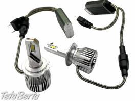 LED H7 žiarovky H7 45W, farba svetla biela 6000K, 12V, 10000lm, IP65, 2ks. TOP výkon. www.xenony.sk , Náhradné diely a príslušenstvo, Ostatné  | Tetaberta.sk - bazár, inzercia zadarmo
