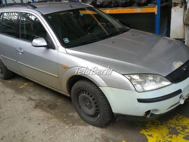 Ford Mondeo Combi 2,0 TDCi 2002, foto 1 Auto-moto, Náhradné diely a príslušenstvo | Tetaberta.sk - bazár, inzercia zadarmo