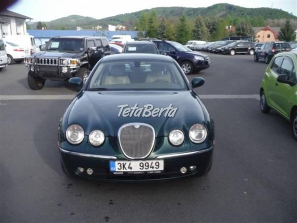 Jaguar S-Type 2.7 D V6, foto 1 Auto-moto, Automobily | Tetaberta.sk - bazár, inzercia zadarmo