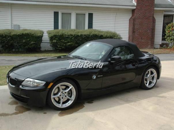 BMW Z4 Roadster 3.0i, foto 1 Auto-moto, Automobily | Tetaberta.sk - bazár, inzercia zadarmo