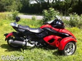 motocykel spyder rs sekvenčné , Auto-moto, Motocykle a Štvorkolky  | Tetaberta.sk - bazár, inzercia zadarmo