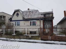dom na predaj v Kokšov Bakša , Reality, Domy  | Tetaberta.sk - bazár, inzercia zadarmo