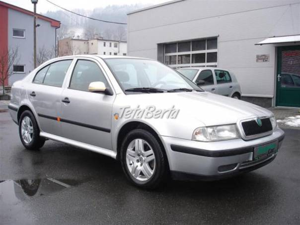 Škoda Octavia 1.9 TDi  KLIMA,ALU kola, foto 1 Auto-moto, Automobily   Tetaberta.sk - bazár, inzercia zadarmo