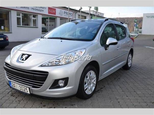 Peugeot 207 SW 1.6 HDI PREMIUM, TOP STAV, foto 1 Auto-moto, Automobily | Tetaberta.sk - bazár, inzercia zadarmo