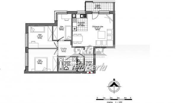 RK-GRAFT ponúka 4-izb. byt v novostavbe Kaštielska ul. - Ružinov , foto 1 Reality, Byty | Tetaberta.sk - bazár, inzercia zadarmo
