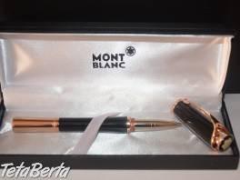 Luxusní kuličkové pero Mont Blanc-Grace Kelly , Móda, krása a zdravie, Hodinky a šperky  | Tetaberta.sk - bazár, inzercia zadarmo