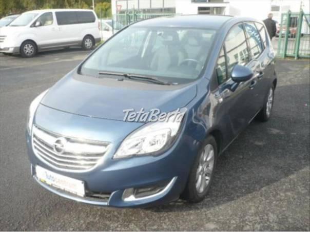 Opel Meriva 1,4 Turbo  odp DPH, foto 1 Auto-moto, Automobily | Tetaberta.sk - bazár, inzercia zadarmo