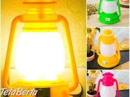 LED nočná lampa , Dom a záhrada, Svietidlá, koberce a hodiny  | Tetaberta.sk - bazár, inzercia zadarmo