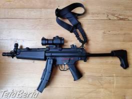 MP5 airsoft zbran - vyborny stav (servisovana) , Hobby, voľný čas, Ostatné  | Tetaberta.sk - bazár, inzercia zadarmo