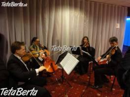 Sláčikové kvarteto V4Top najlepsie , Hobby, voľný čas, Film, hudba a knihy  | Tetaberta.sk - bazár, inzercia zadarmo