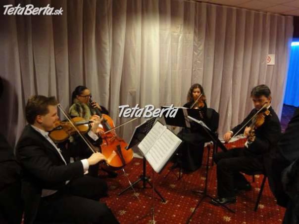 Sláčikové kvarteto V4Top najlepsie, foto 1 Hobby, voľný čas, Film, hudba a knihy | Tetaberta.sk - bazár, inzercia zadarmo