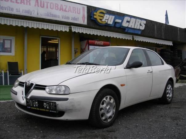 Alfa Romeo 156 1,6   KLIMA,EKO ZAPLACENA, foto 1 Auto-moto, Automobily | Tetaberta.sk - bazár, inzercia zadarmo