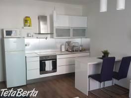 Prenájom 2 izbový byt, Novostavba, Lužná ulica, Bratislava V.Petržalka