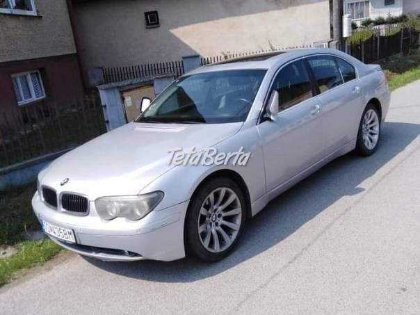 BMW 730 d, foto 1 Auto-moto, Automobily   Tetaberta.sk - bazár, inzercia zadarmo