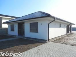 ** RK BOREAL ** Krásna novostavba 4izb. bungalovu na 797 m2 , Reality, Domy    Tetaberta.sk - bazár, inzercia zadarmo