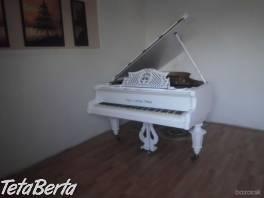 Predám koncertný klavír , Hobby, voľný čas, Film, hudba a knihy    Tetaberta.sk - bazár, inzercia zadarmo