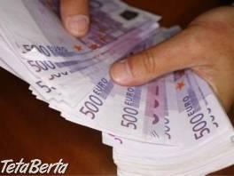 rýchla ponuka pôžičky , Zvieratá, Služby  | Tetaberta.sk - bazár, inzercia zadarmo