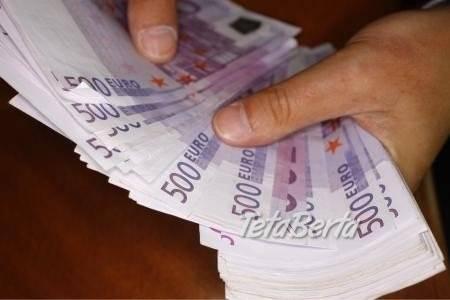 rýchla ponuka pôžičky, foto 1 Zvieratá, Služby | Tetaberta.sk - bazár, inzercia zadarmo