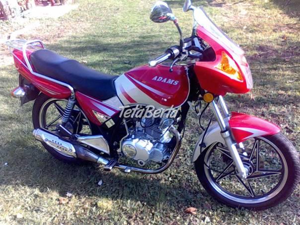 Adams - Jinlun 125C, foto 1 Auto-moto, Motocykle a Štvorkolky   Tetaberta.sk - bazár, inzercia zadarmo