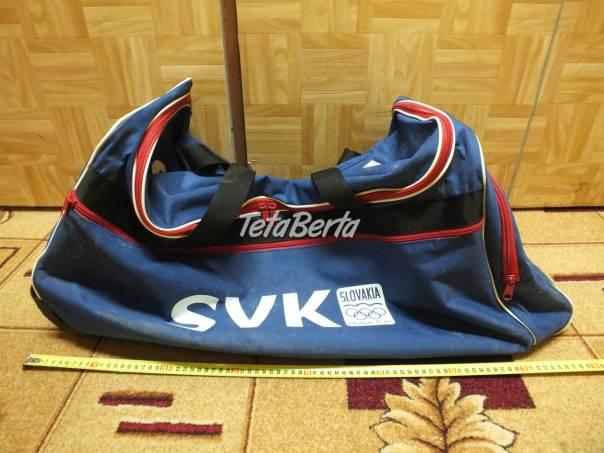 Predám tašku na kolieskach Slovakia Olympic., foto 1 Hobby, voľný čas, Šport a cestovanie   Tetaberta.sk - bazár, inzercia zadarmo