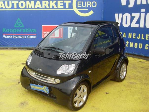 Smart Forfour 0.6i 45KW Cabrio, foto 1 Auto-moto, Automobily   Tetaberta.sk - bazár, inzercia zadarmo
